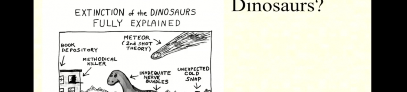Asteroids and Meteorites: The Rocks That Killed The Dinosaurs?