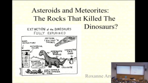 The Rocks That Killed The Dinosaurs?