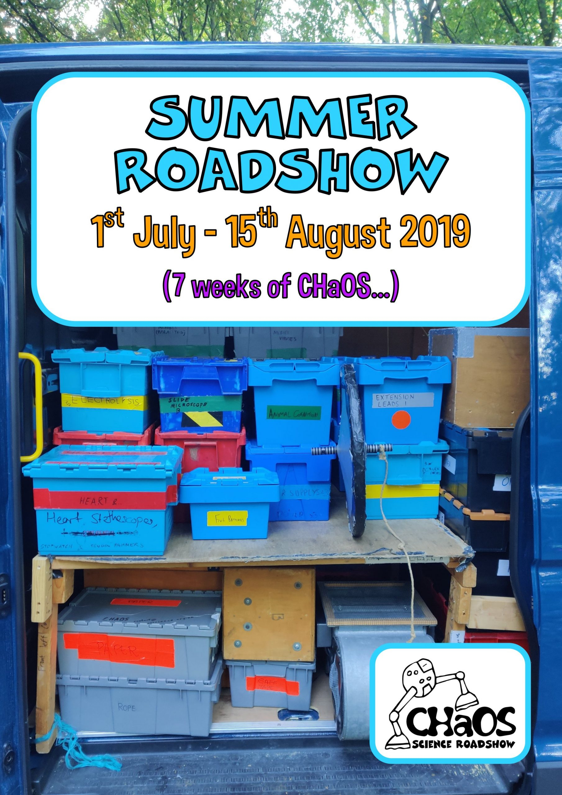 Summer Roadshow 2019